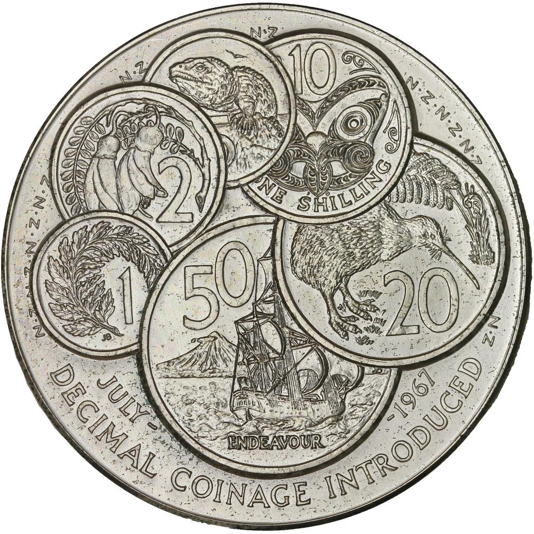 NZ Commemorative Medals