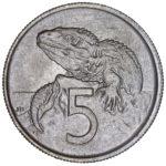 5 Cent – New Zealand Coin Errors & Varieties