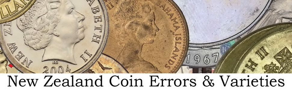 New Zealand Coin Errors & Varieties Logo